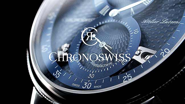 Chronoswiss Fyling Regualtor