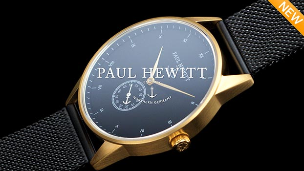Paul Hewitt Signature Line