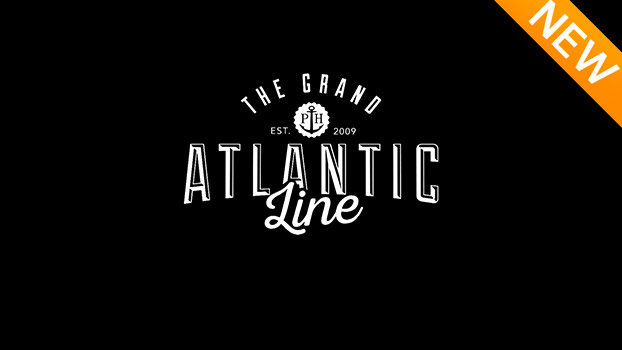 Atlantic Line by Paul Hewitt